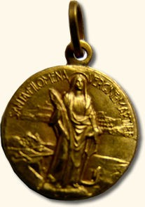 St. Philomena & St. Michael  Medal (SOLD OUT)