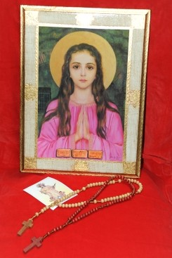 St. Philomena Picture Set