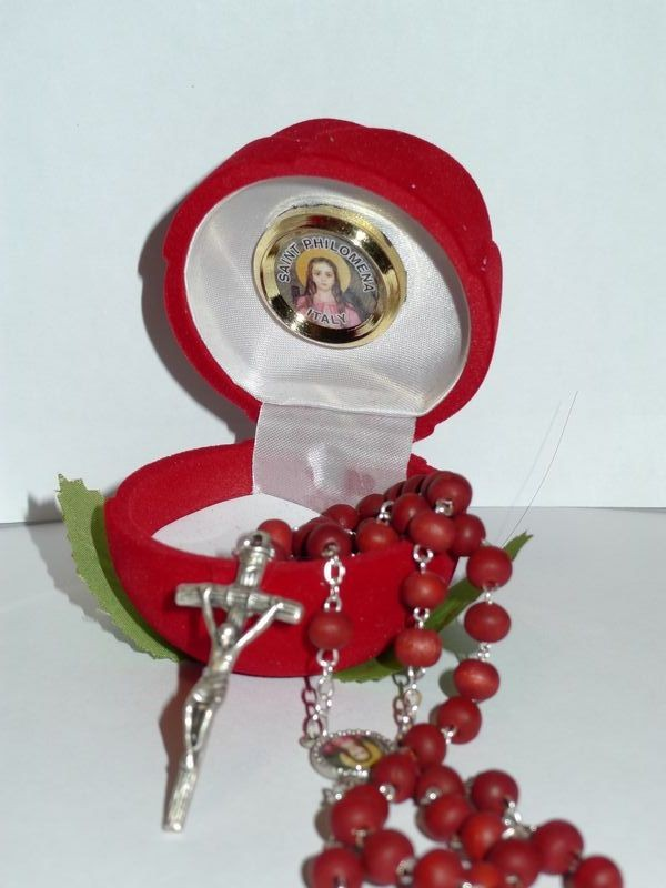 Rosary Bead Perfumed with Rose Holder (SOLD OUT)