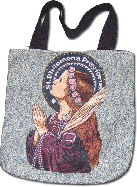 St. Philomena Tote Bag (SOLD OUT)