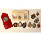 St. Philomena Medal Set