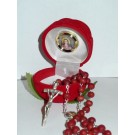Rosary Bead Perfumed with Rose Holder 2