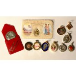 St. Philomena Medal Set