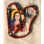 Wooden Rosary Beads 1