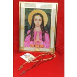St. Philomena Picture Set