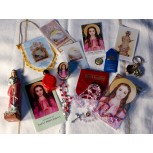St. Philomena Devotional Items Set 1