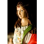 Statue of St Philomena 3