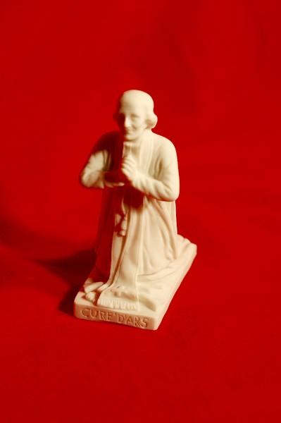 Statue of St John Vianney