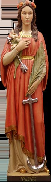 St Philomena Statue Large 1