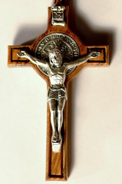 St. Benedict Pendant Cross
