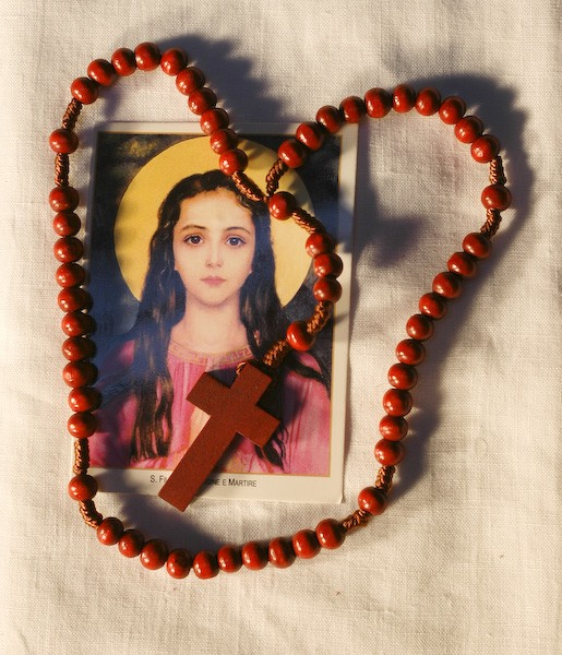 Wooden Rosary Beads 5