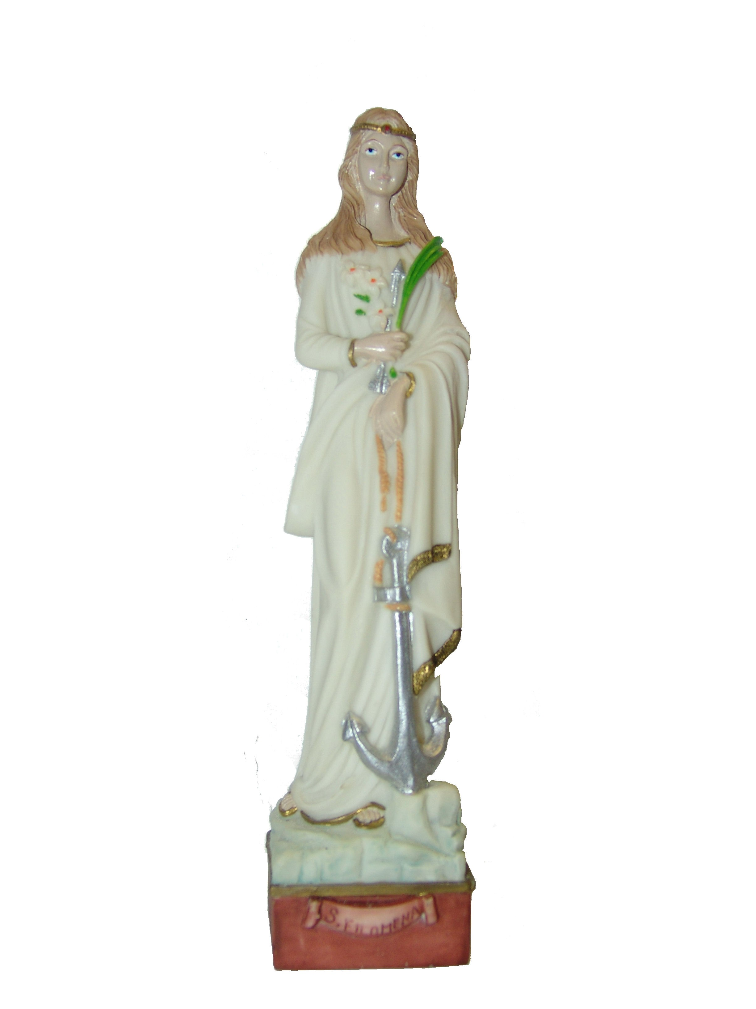 Statue of St Philomena 2