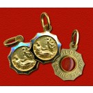 St. Philomena Relic Traditional Medal Set