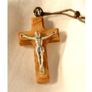 2 Crucifix Pendants